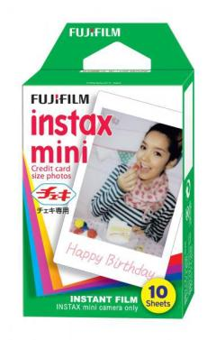 Fujifilm Instax Mini Film Plain